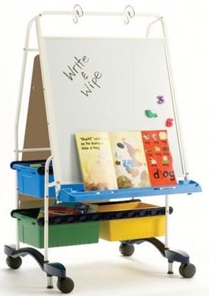 Copernicus Regal Reading Writing Center with Standard Tub Pack