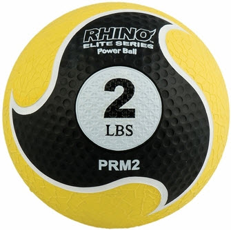 2 lb Rhino Elite Medicine Ball - Free Shipping