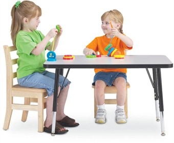 Jonti-Craft Berries Activity Table - Classic
