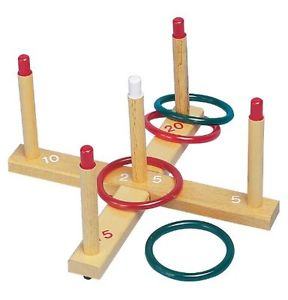 Ring Toss Game Set - Free Shipping