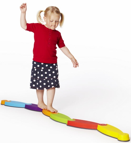 River Path Balance Toy