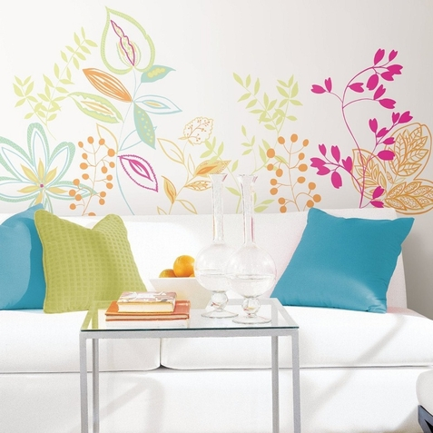 Riviera Peel & Stick Giant Wall Decal