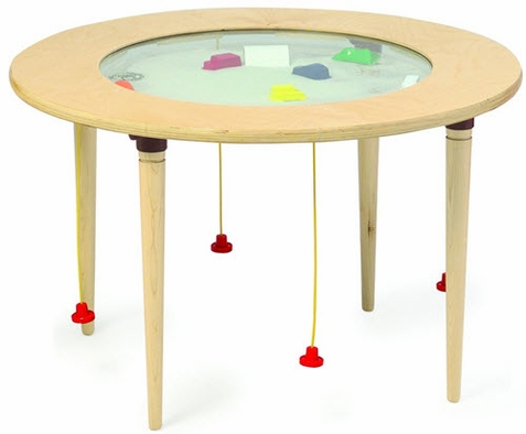 Waiting Area Round Magnetic Sand Table