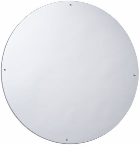 Round Shatter Resistant Mirror - Out of Stock