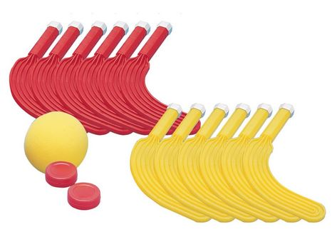 Scooter Hockey Set - Free Shipping
