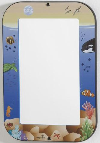 Seascape Acrylic Wall Mirror