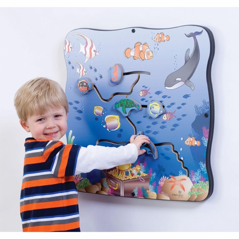 Seascape Explorer Wall Toy
