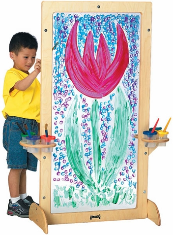 Jonti-Craft See Thru Easel by