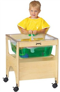 Jonti-Craft See Thru Mini Sensory Table