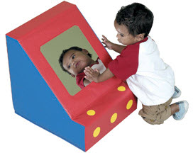 Self Star Soft Play Toddlers Mirror