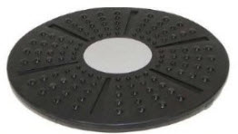 "Set of 10 14"" Balance Boards"