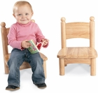 Jonti-Craft Set of 2 Wooden Toddler Chairs