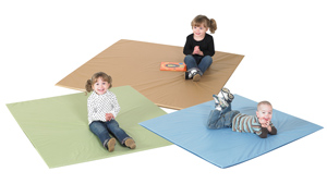 Set of 3 Cozy Woodland Activity Mats