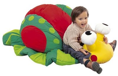 Sidney the Snail Cushion Pillow - Free Shipping
