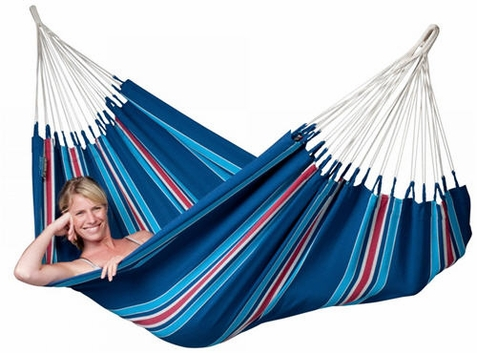 La Siesta Single Hammock Currambera Blueberry - Out of Stock