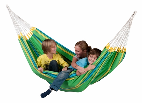 Single Hammock Currambera Kiwi - Free Shipping