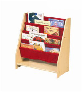 Single Sided Canvas Book Display