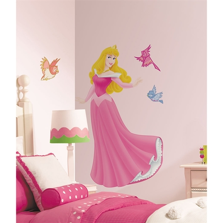 Sleeping Beauty Giant Wall Decal