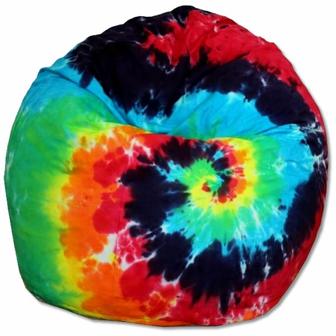 King Beany Small Tie Dye Bean Bag