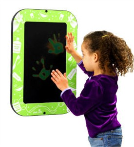 Smile Power Sensory Wall Panel Toy