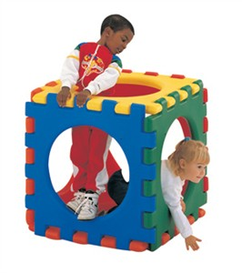 Snap Cube Activity Toy