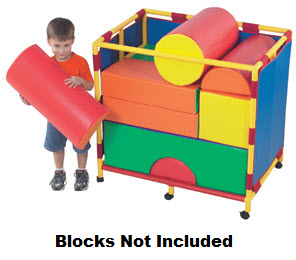 Soft Block Trolly Set B