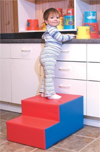 Soft Step Stool by