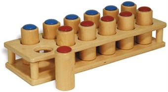 Sound Cylinders Toy