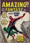 "Spiderman #1 Peel & Stick Giant Comic Book Cover - 17"" x 24 1/4"""