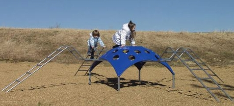 Charlotte the Spider Outdoor Climber - Free Shipping