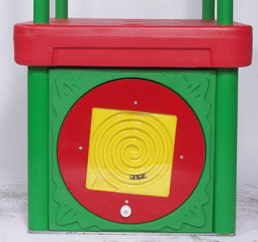 SportsPlay FunCenter Circle Maze Panel - Free Shipping