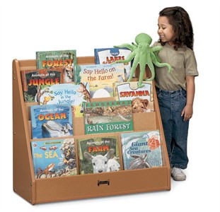 Sproutz 1 Sided Flushback Pick a Book Stand
