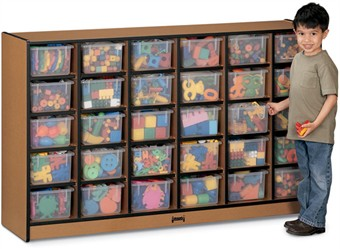 Sproutz 30 Tray Mobile Storage Cubbie