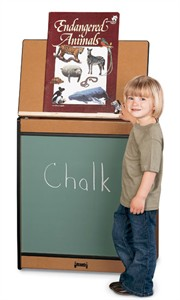 Sproutz Big Book Kids Easel - Four Panel Choices