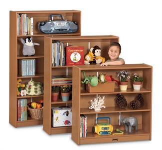 Sproutz Classroom Bookcase - Select from Three Sizes