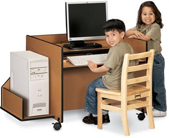 Jonti-Craft Sproutz�Kydz�Computer Desk