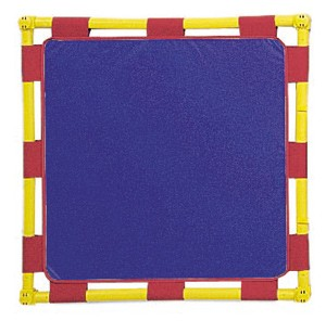 "Square Play Panel 31"" x 31"" - 4 Color Choices"