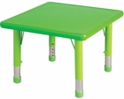 ECR4Kids Square Resin Activity Table