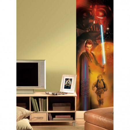 Star Wars Anakin Peel & Stick Panel