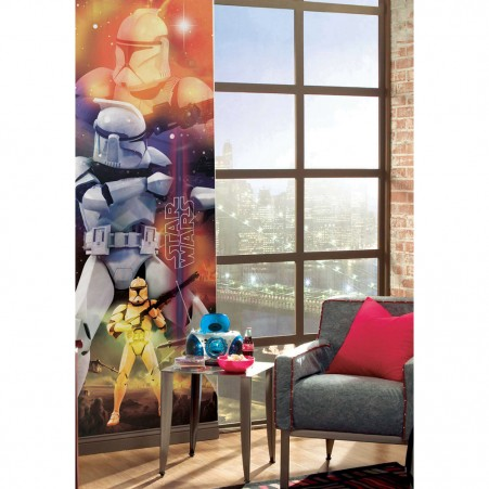 Star Wars Clone Trooper Peel & Stick Panel