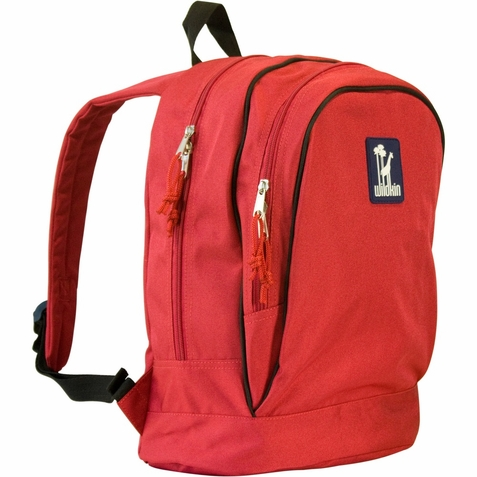 Straight-Up Red Sidekick Backpack - Free Shipping