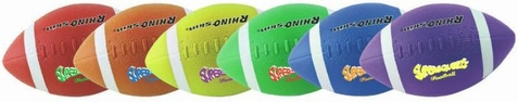 Champion Sports Super Squeeze Football - Set of 6