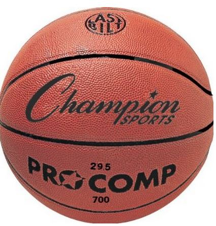 Champion Sports Tacky Material Composite Basketball