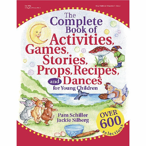 The Complete Book of Activities, Games For Young Children
