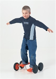The Go Go 4 Wheel Pedal Roller
