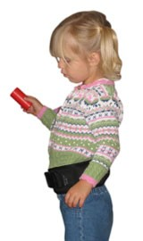 "The Miracle Belt Medium - For Children Weighing 25 - 45 lbs. Adjustable from 16"" to 26"""