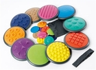 Therapy Tactile Discs Set of 10