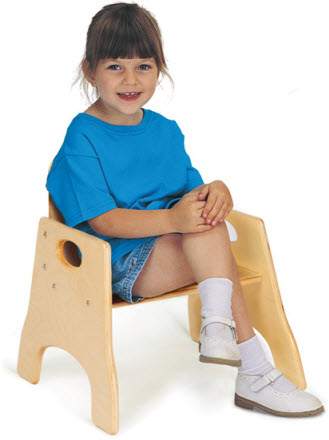 Jonti-Craft ThriftyKidz Chairries