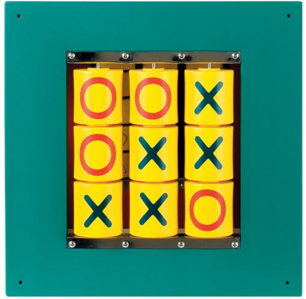 Anatex Tic Tac Toe Wall Panel Toy - Out of Stock