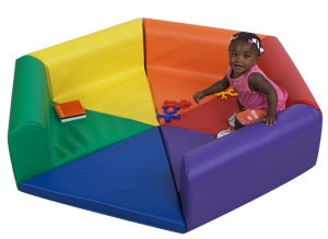 Tiny Tot Hexi Pod Soft Play Pit